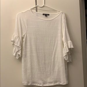 Cable & Gauge blouse. NWOT-never work!